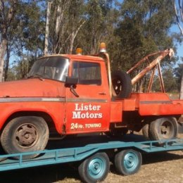 Lister Motors 24/7 Towing